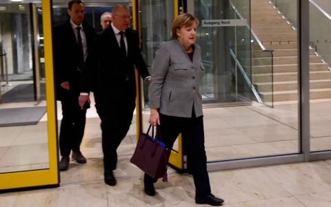 В ФРГ начались переговоры по созданию коалиции