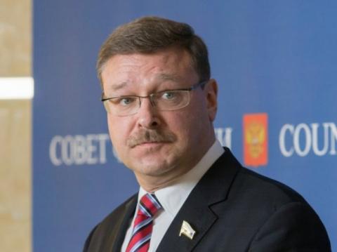 Косачев: Украина дрейфует от…
