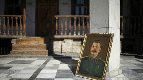 Британский историк: Сталин —…