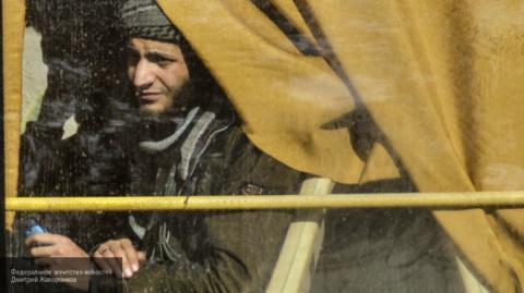Захарова: Боевики в Сирии спасаются бегством в Дейр эз-Зор