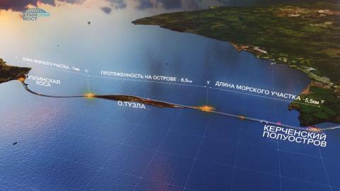 Украина судится с Россией за Крымский мост. Руслан Осташко