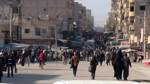 Сирия: мирная жизнь возвращается в деблокированный Дейр-эз-Зор