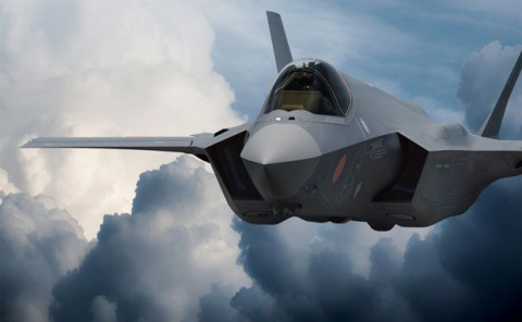 F-35 списали с небес