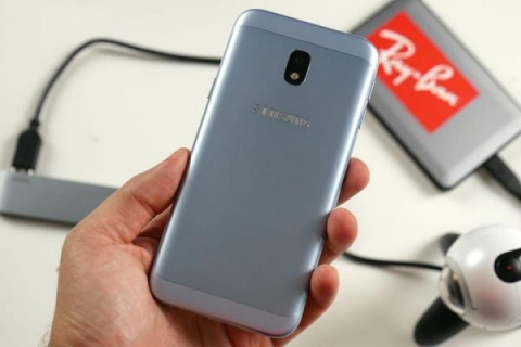 Рассекречен смартфон Samsung…