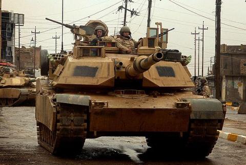Танки НАТО прибыли в Польшу уже потерпевшими поражение