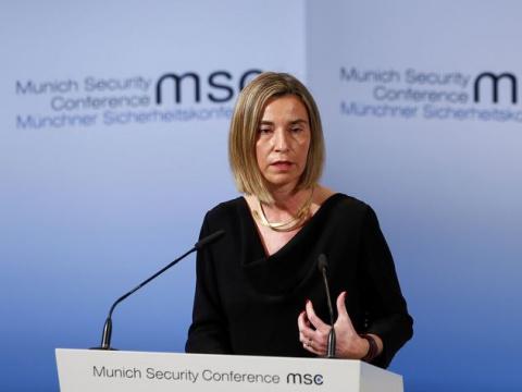 Могерини рассказала, сколько будут длиться санкции против России