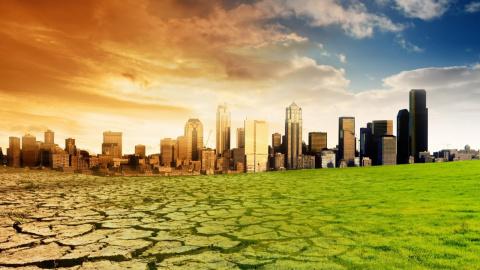 Глобальное потепление может …
