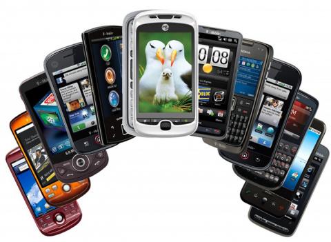 Интересное о мобильных телефонах