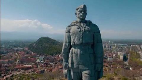 В Болгарии осквернен легенда…