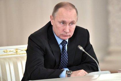 Times сочла отказ Путина выс…