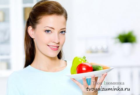 Весенняя диета для похудения от 2 кг до 5 кг за 2 недели