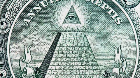 «Манифест банкиров», «25 принципов ордена Иллюминатов» и «Новый Завет Сатаны»