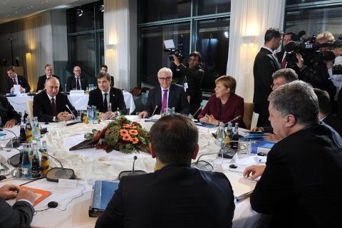 Сирийское унижение Порошенко