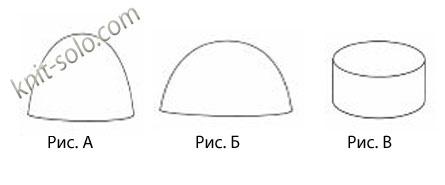 Как связать плоский круг крючком или круг для шапочки