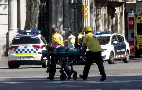 Террористы готовили в Испании взрывчатку — полиция Каталонии