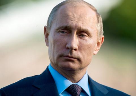 Владимир Путин рассказал о важности решения палестинской проблемы