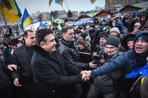 У Саакашвили не хватит денег…