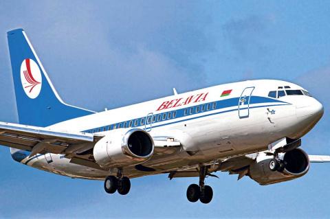 Украина посадила самолёт «Бе…