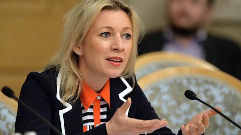 Захарова о ситуации в Донбассе: нужны не компромиссы, а серьезные подвижки