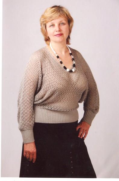 Лариса Кузнецова (личноефото)