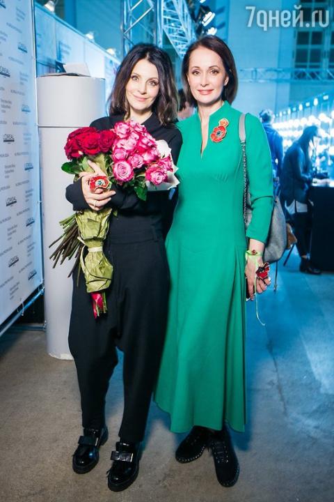 Ольга Кабо поздравила Евгени…