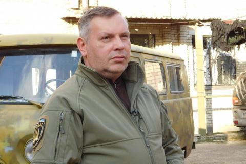 Командир батальона «Донбасс»…