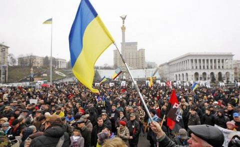 Одесская «майдановка» призывает соотечественников больше не делать революции