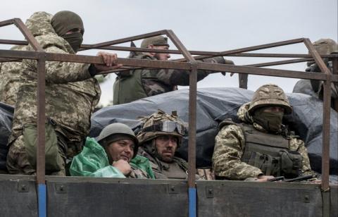 Паника на Украине: солдаты массово бегут из армии