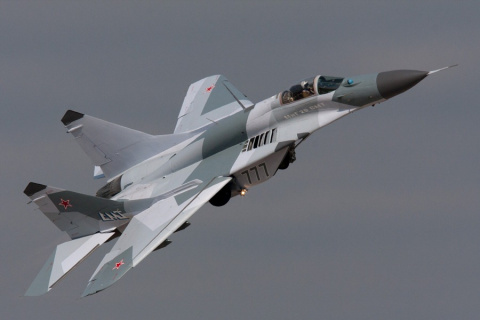 МИГи российских ВВС сбили НЛ…
