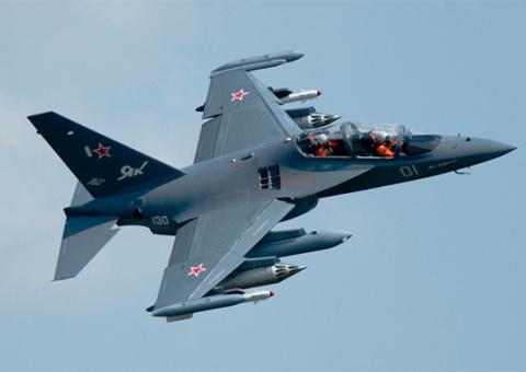 В Краснодарское ВВАУЛ поступила очередная партия самолетов Як-130