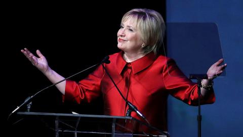 «Выйти из леса»: Хиллари Клинтон готова вернуться в политическую жизнь США