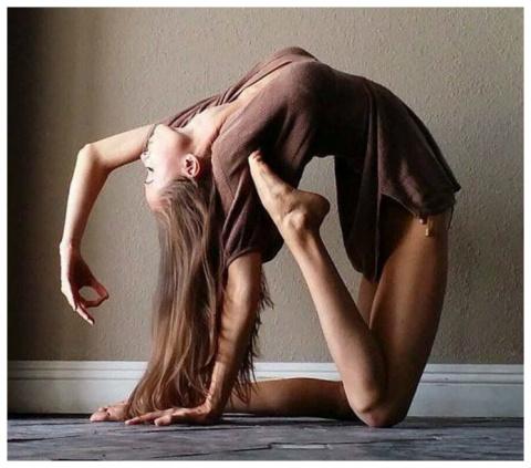 Божественная красота йоги