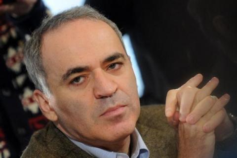Гарри Каспаров: Я не вернусь…