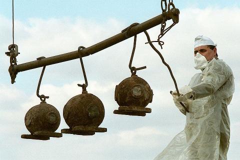 Украина может стать свалкой ядерных отходов