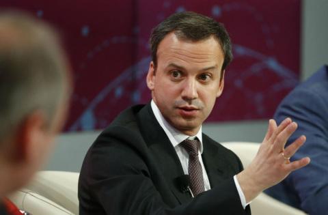 Дворкович: задолженность Беларуси перед Россией за газ достигла 550 млн долларов