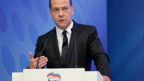 «Я не болел»: Медведев удивился поздравлению о выздоровлении