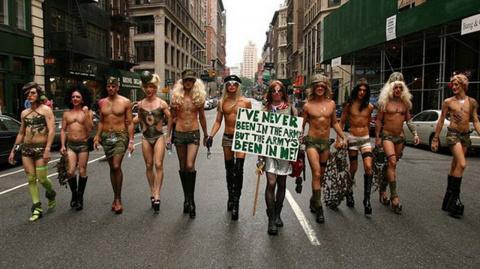 Трамп против трансгендеров – битва века!