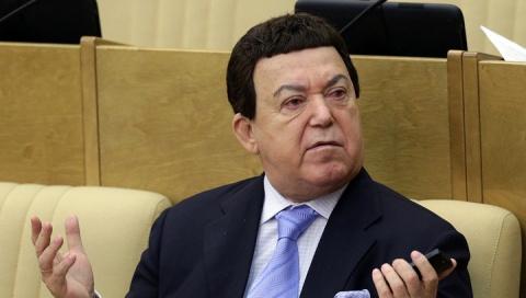 Кобзон рад, что Украина не п…