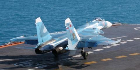 СМИ сообщили о крушении Су-3…