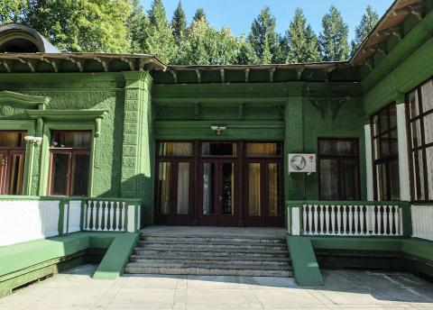 Абхазская резиденция Сталина
