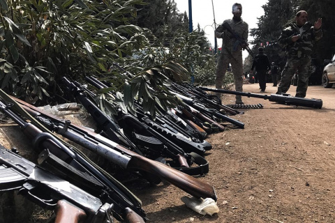 Минобороны: Военную операцию Турции в Африне спровоцировали США