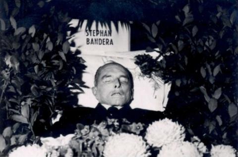 Как советские спецслужбы ликвидировали Степана Бандеру