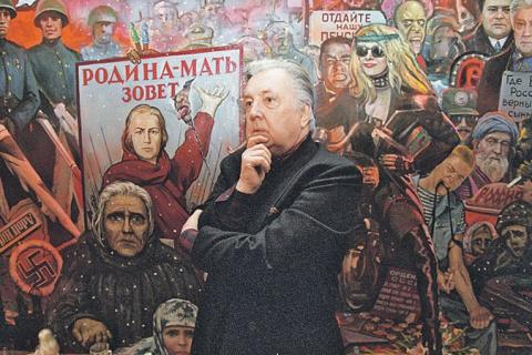 Илья Глазунов: Даже из-под к…