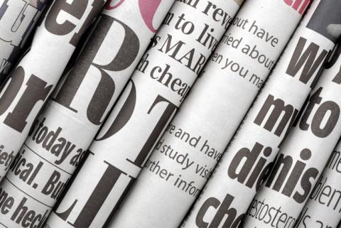 В России могут ввести штрафы за распространение зарубежной прессы