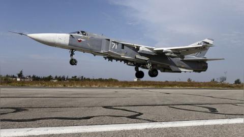 США пригрозили, что будут сбивать российские самолеты