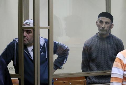 Осуждены два боевика, захват…