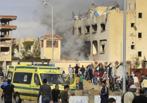 В Каире произошёл теракт у к…