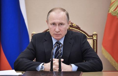 Владимир Путин рассказал о нынешней роли спецслужб в борьбе с терроризмом