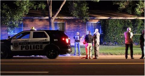 Полицейские 40 раз просили психически больного парня бросить нож, прежде чем застрелить его