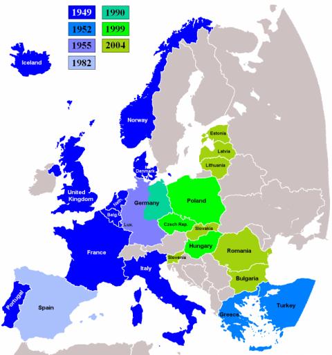 «Зайцы» в НАТО